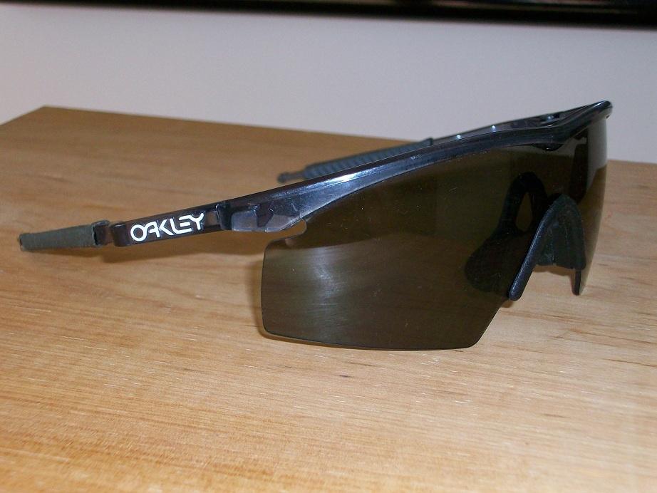 2336e489a2 Oakley M Frame Strike Jet Black Black Iridium « Heritage Malta